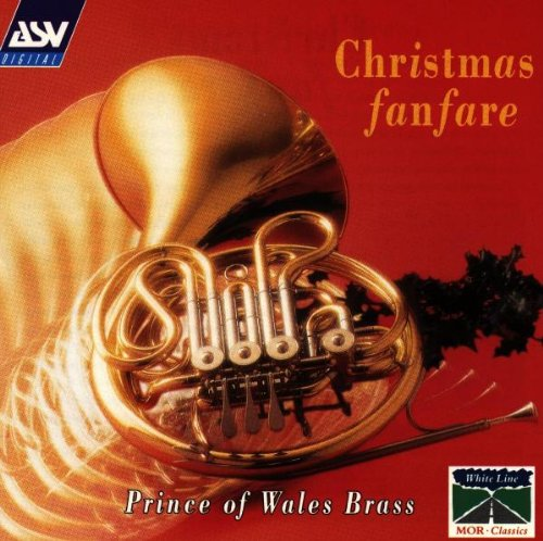 Christmas Fanfare: Prince Of Wales Brass front-314623