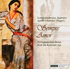 Sempre Amor: Portuguese Love Songs From