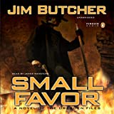 img - for Small Favor: The Dresden Files, Book 10 book / textbook / text book