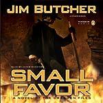 Small Favor: The Dresden Files, Book 10