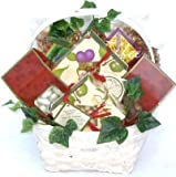 Nuts About You, Mixed Nuts Gift Basket - Medium by Gift Basket Village