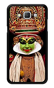 "Humor Gang Kathak Dancer Printed Designer Mobile Back Cover For ""Samsung Galaxy A5"" (3D, Glossy, Premium Quality Snap On Case)"