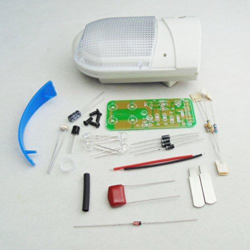 Led Night Light Diy Kit Parts Con-L