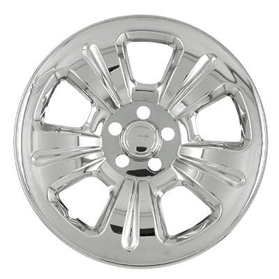 """Bully Imposter IMP-52X, Subaru, 15"""" Chrome Replica Wheel Cover, (Set of 4)"""