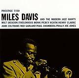 Miles Davis & The Modern Jazz Giants by MILES DAVIS (2015-09-30)