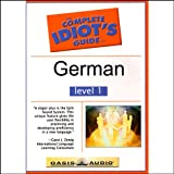 img - for The Complete Idiot's Guide to German, Level 1 book / textbook / text book