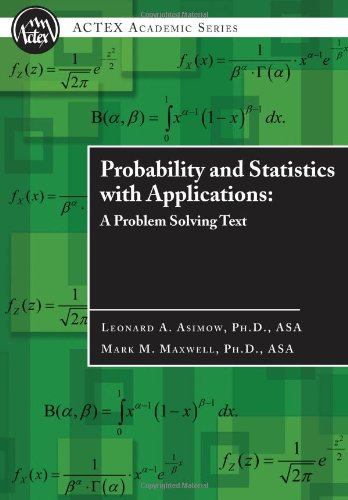Probability and Statistics with Applications : A Problem...