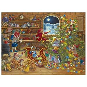 Buy Countdown To Christmas Jigsaw Puzzle Online At Low