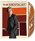 Mentalist: The Complete Fourth Season [DVD] [Region 1] [US Import] [NTSC]