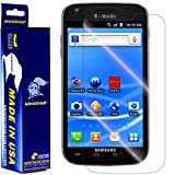 ArmorSuit MilitaryShield - Screen Protector Shield for Samsung Galaxy S2 / S II ( T-Mobile U.S. Version ) with Lifetime Replacements