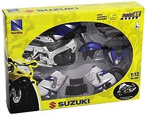 Newray 57005 1:12 Suzuki GSX-R Kit