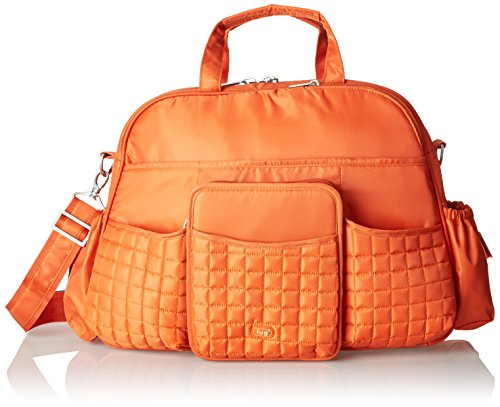 Lug Tuk Tuk Carry-All Bag, Sunset Orange