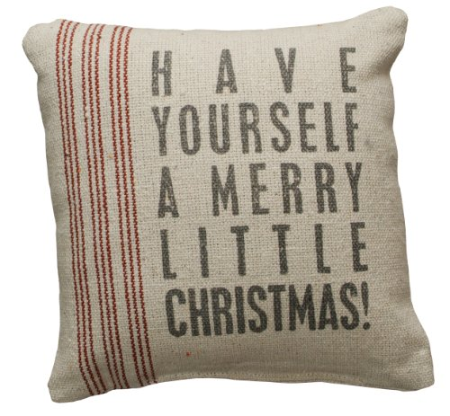 Primitives by Kathy Merry Little Christmas Pillow