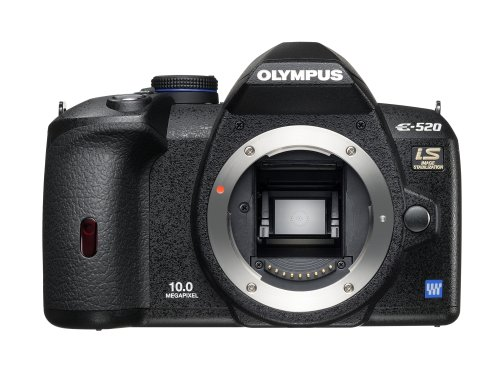 Olympus E-520 (Body Only)