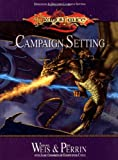 img - for Dragonlance Campaign Setting (Dungeon & Dragons Roleplaying Game: Campaigns) book / textbook / text book