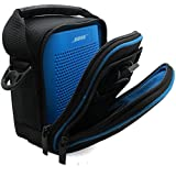 Co2CREA(TM) For Bose Soundlink Color Wireless Bluetooth Speaker Soft Nylon All In One Carrying Travel Storage...