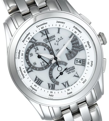Citizen Men's BL8000-54A Eco-Drive Calibre 8700 Watch