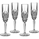 Waterford Crystal Brookside Flute Champagnes Set(s) Of 4
