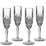Waterford Marquis Brookside Champagne Flutes (4)
