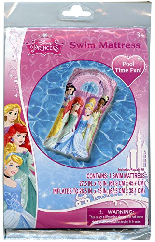 Disney Princess Swimming Pool Mattress