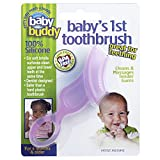 Baby Buddy Babys 1st Toothbrush, Pink