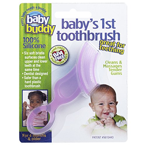 Baby Buddy: Baby'S 1St Toothbrush front-465417