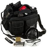 Explorer Tactical Padded Deluxe Shooting Ammo Range Rangemaster Gear Bag