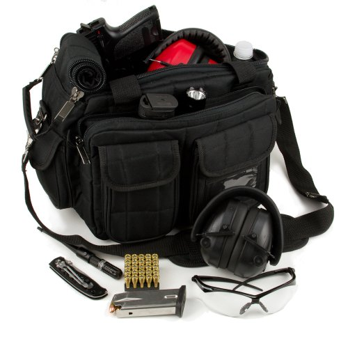 Buy Bargain Padded Deluxe Tactical Range and Gear Bag - Rangemaster Gear Bag