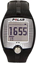 Polar FT1 Cardiofréquencemètre Noir/Transparent