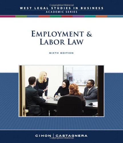 an introduction to the analysis of employment law Employment law handbook  designed to provide a brief introduction to those individuals who feel they have a  the employment-at-will doctrine,.