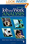 Job and Work Analysis: Methods, Resea...