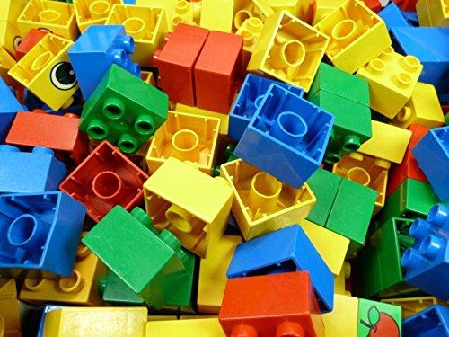 70 Teile LEGO DUPLO 4er BASIC BAUSTEINE STEINE