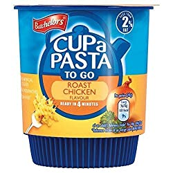 Batchelors Cup A Pasta Roast Chicken - 43g - Pack of 2 (43g x 2)