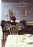 Winged Woman at Piano - Greeting Card (Encouragement)