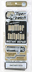 Tiger Patch® Jumbo Muffler & Tailpipe Repair Tape by ITW Consumer
