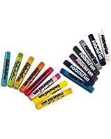 Stoffmalkreiden Set 15 Farben