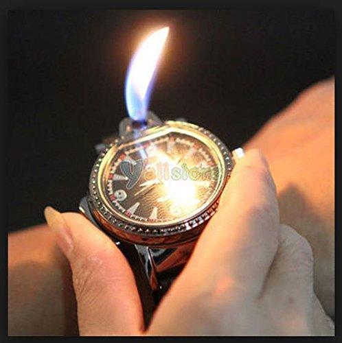 Lighter Watch Butane Sigaret, Cool Present