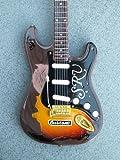 RGM140Fender SRV #1 Guitare Miniature
