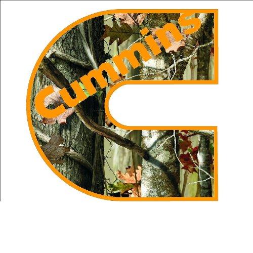Camo Cummins Decal | www.imgkid.com - The Image Kid Has It!