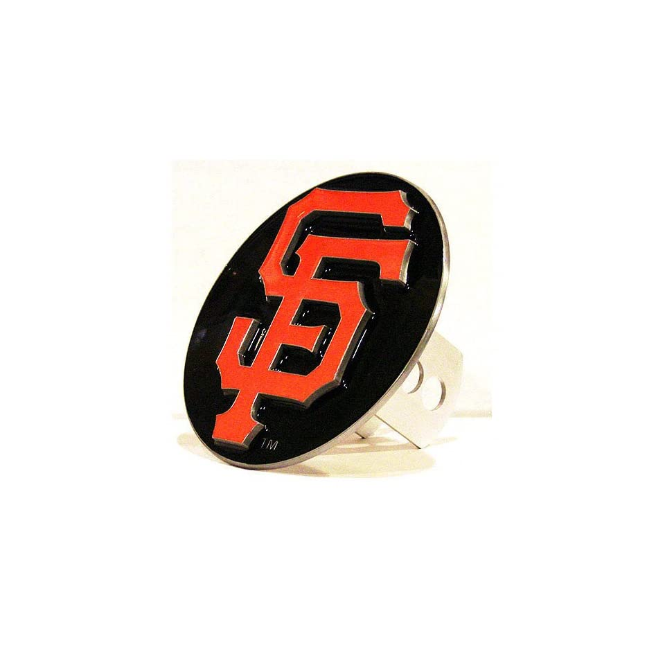 San Francisco Giants Logo Trailer Hitch Cover  Sports
