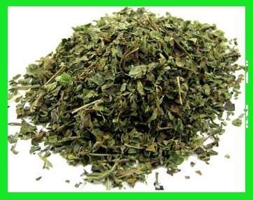 100% Organic Lemon Balm Leaf 1 Ounce
