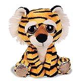 MaSaYa Lil Peepers Fun small Cheddar Tiger Soft Toy by Suki