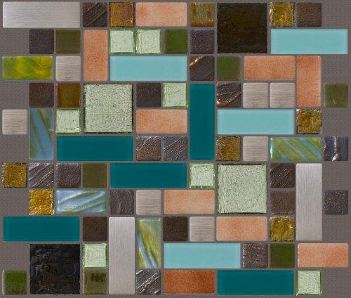 Susan Jablon Mosaics - Patina Steel 2