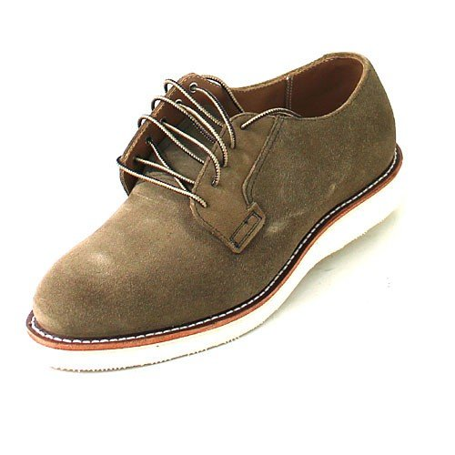 Red Wing Postman Shoes - Green