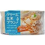 バランスアップ クリーム玄米ブラン クリームチーズ 2枚×2袋入×6個