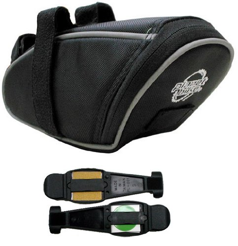 Planet Bike Big Buddy Bicycle Seat Pack front-885561