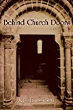 img - for Behind Church Doors: A Novel book / textbook / text book
