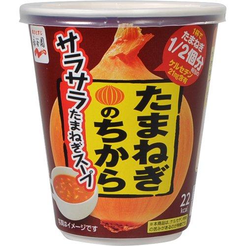 たまねぎのちからサラサラたまねぎカップスープ6.8