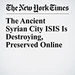 The Ancient Syrian City ISIS Is Destroying, Preserved Online | Jason Farago
