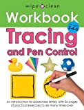 Roger Priddy Wipe Clean Work Books: Tracing and Pen Control